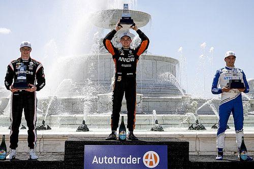 Newgarden welcomes international opposition in IndyCar