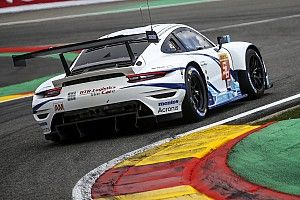 Project 1 Porsche team withdraws from Spa after shunts