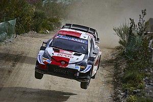 WRC, Rally Portogallo, PS11: Ogier si riavvicina a Katsuta