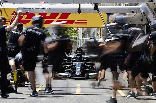 Cómo ver en Latinoamérica la carrera del GP de Azerbaiyán de F1 2021