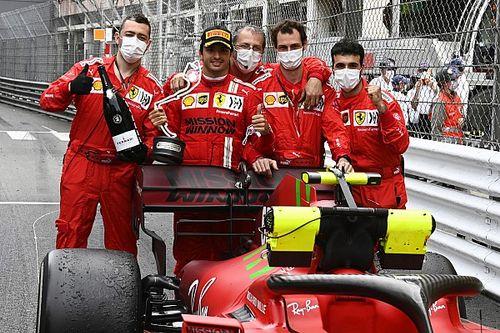 Sainz átveheti Leclerc helyét az olasz sajtó szerint