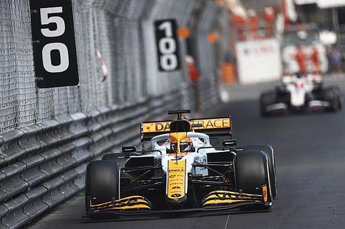 MCL35M krzywdzi Ricciardo