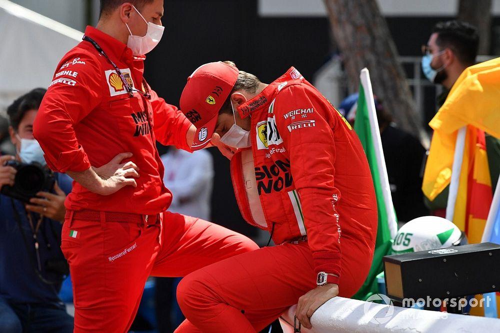 Pesan Menyentuh Leclerc Usai Gagal Start GP Monako