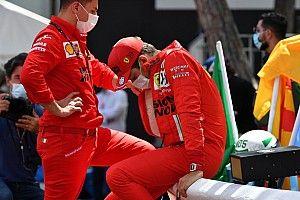 """F1 - Villeneuve culpa Leclerc por abandono em Mônaco: """"Voou contra a parede"""""""
