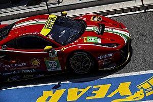 Davide Rigon forfait pour les 24H du Mans