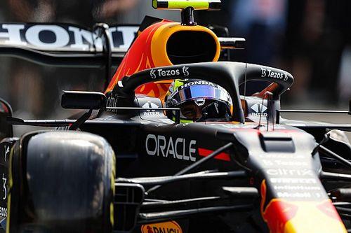 Red Bull modifica la vettura di Perez: partirà dalla pitlane