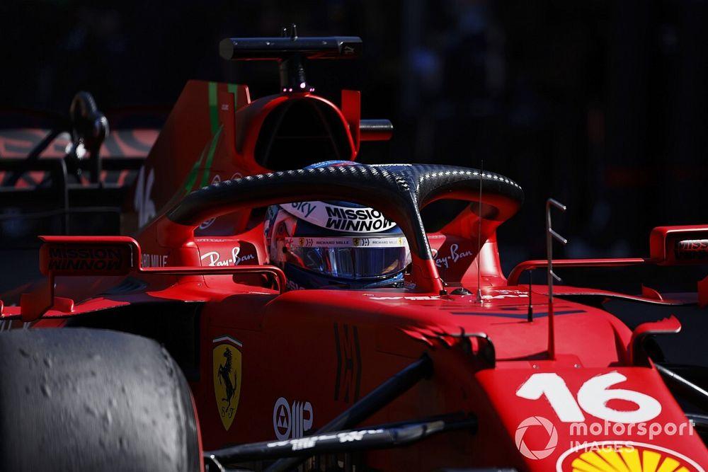 Leclerc: Impian Saya Menangi Balapan di Monako