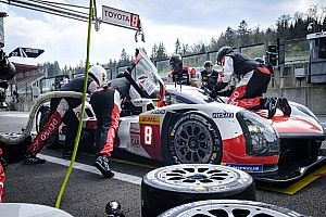 How stumbling Toyota drew first blood in the WEC's new era