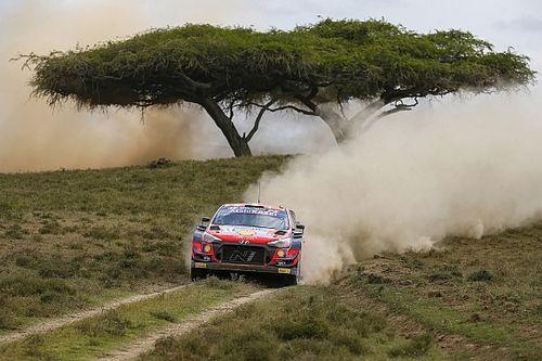 WRC, Rally Safari, PS11-13: Neuville leader anche con la pioggia!