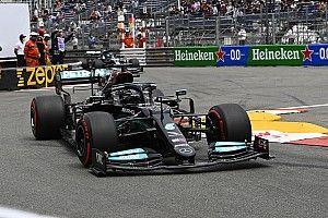 Mercedes ready to take strategy risks with Hamilton in Monaco GP