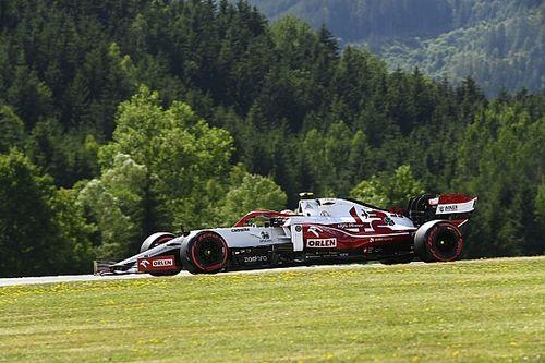 Un GP d'Autriche à oublier pour Alfa Romeo