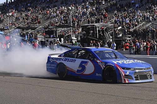 Kyle Larson and Hendrick continue to dominate with Sonoma win