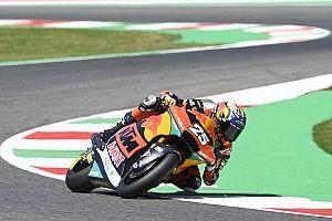 Moto2イタリア予選:フェルナンデスが2戦連続のPP獲得。小椋藍はQ2進出12番手