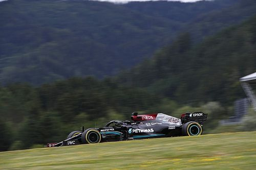 Why Mercedes isn't fooled it's ahead of Red Bull despite Austrian GP practice pace