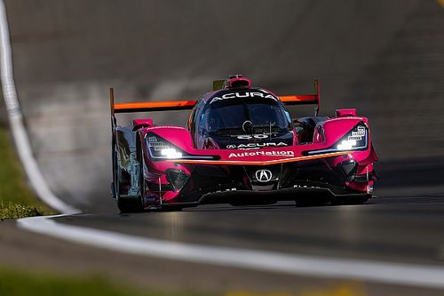 "MSR Acura ""needed another lap"" for Watkins Glen win"