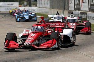 Ericsson gana por primera vez en la IndyCar en Detroit