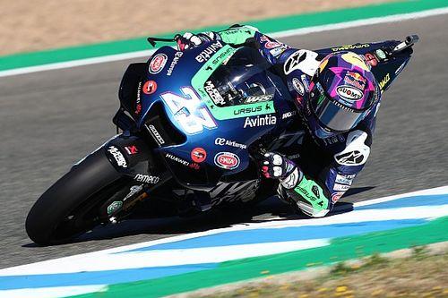 "Bastianini: ""Me gustaría seguir con Ducati"""