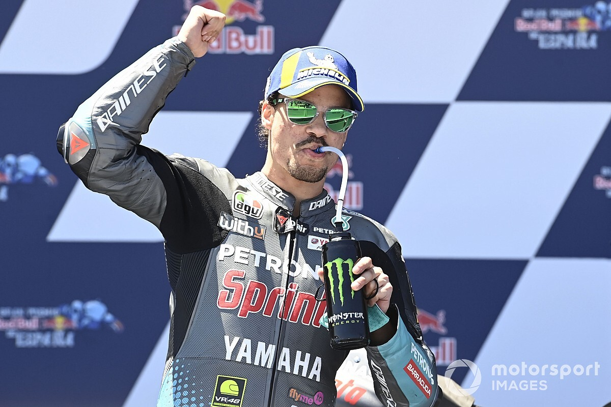 """Magic modification"" helped Morbidelli to Jerez MotoGP podium"