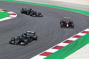 Hamilton, Portekiz Grand Prix'sindeki değerli ''anı'' açıkladı