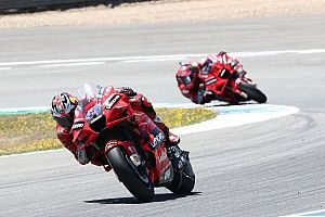Fotogallery MotoGP: grande doppietta Ducati a Jerez