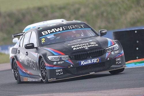 Turkington accepts blame for Sutton BTCC Thruxton clash