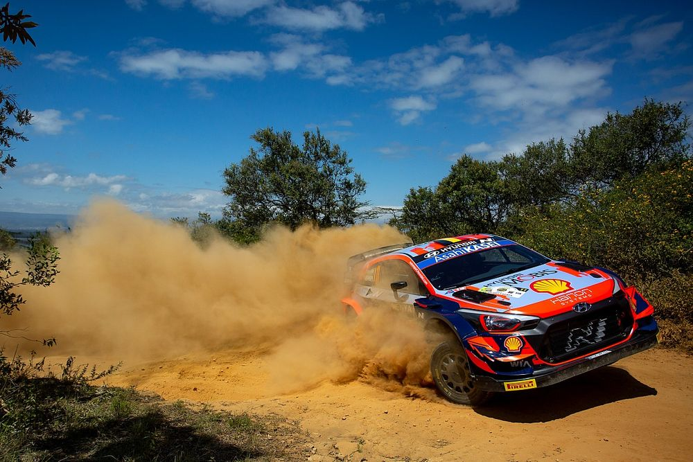 Safari WRC: The Good, The Bad and a Dazzle of zebras