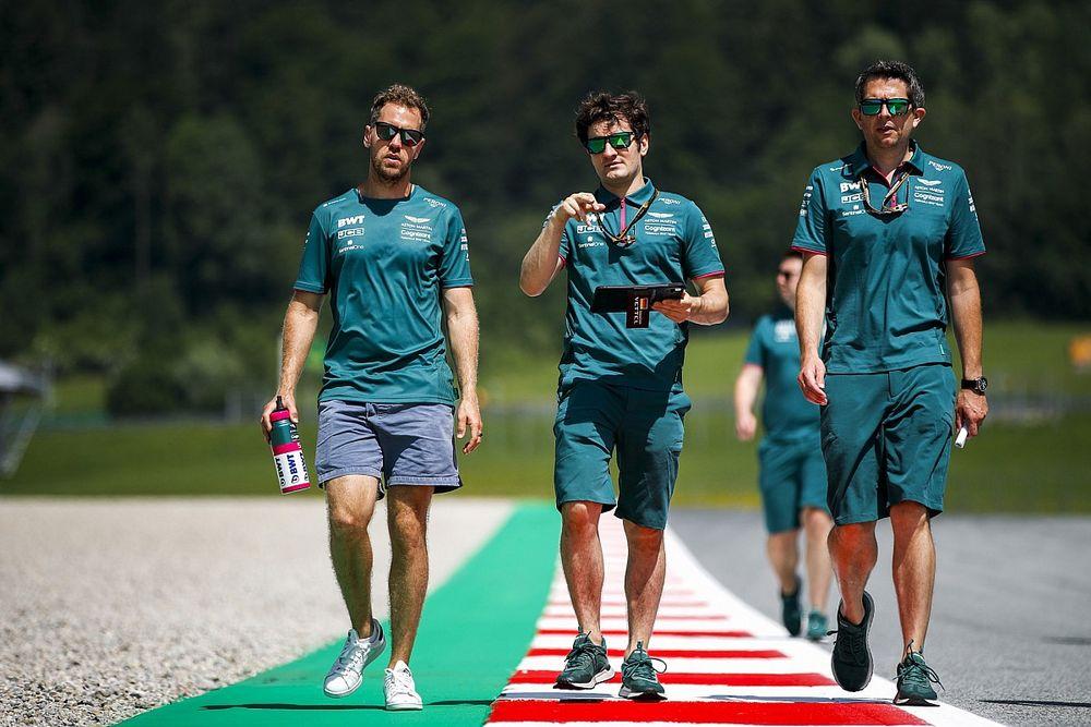 Vettel: ''Gelişim gösterip gösteremediğimizi söylemek zor''