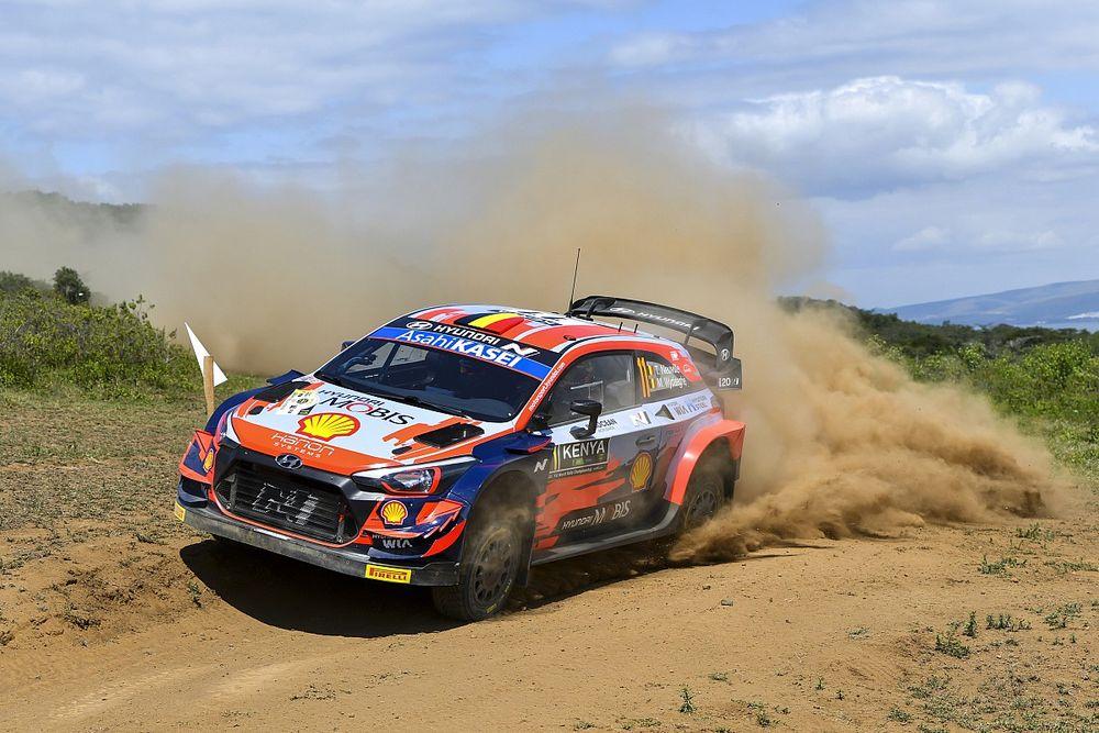 WRC, Rally Safari, PS2: Neuville parte forte e vola in testa