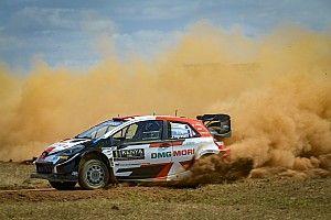 WRC, Rally Safari, PS8-10: Neuville ok, Ogier attacca il podio