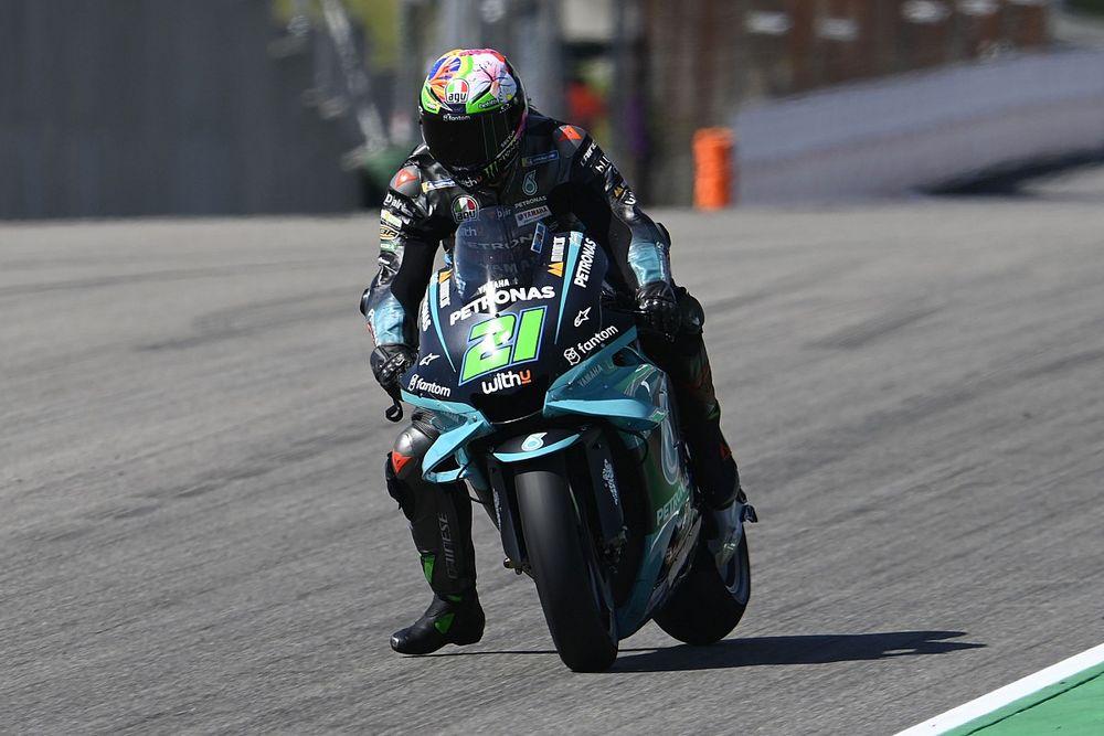 """Morbidelli over MotoGP-succes: """"Hoef geen leven zoals Rossi"""""""