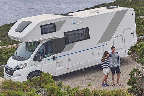 Sun Living A 70 DK, una autocaravana para familias numerosas
