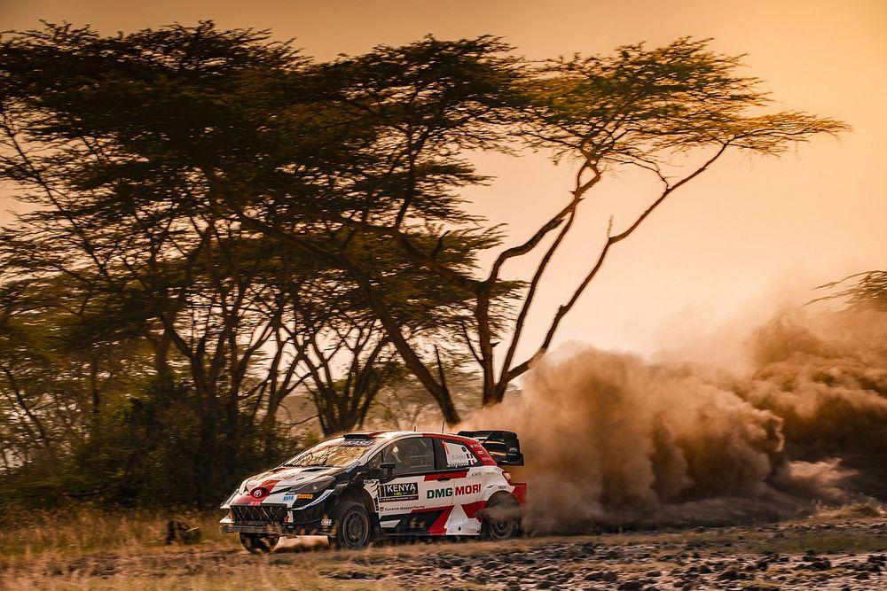 Ogier Sebut Reli seperti Safari Kenya Sangat Dibutuhkan