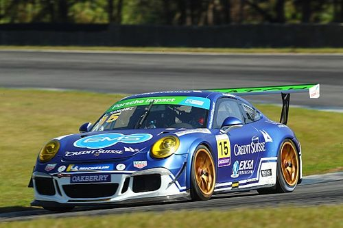 Porsche Cup: Após pole em Curitiba, Leo Sanchez espera escalada no campeonato
