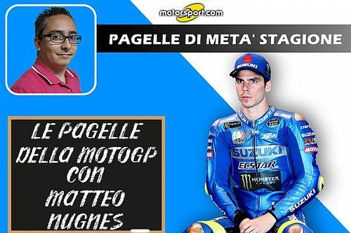 Pagelle MotoGP: Suzuki rimandata a settembre