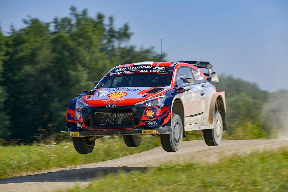 WRC, Rally Estonia, PS4: Tanak si ritira. Katsuta terzo
