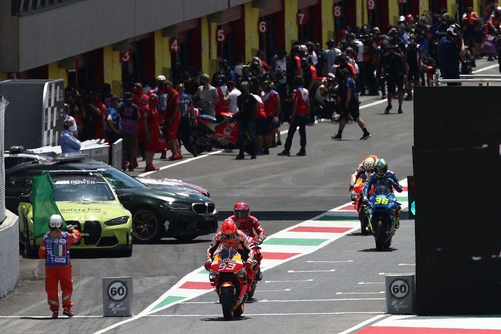 "Yamaha slams Marquez's ""not fair"" MotoGP qualifying tactics"