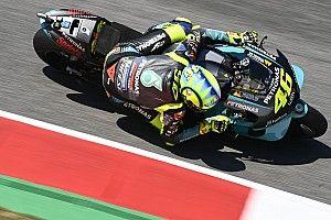 """MotoGP: Rossi vê Mugello como """"fundamental"""" em discussão sobre futuro, mas abre etapa com problemas"""