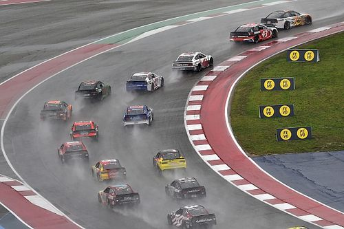 """Logano: Rain tires on ovals """"not as simple as we all think it is"""""""
