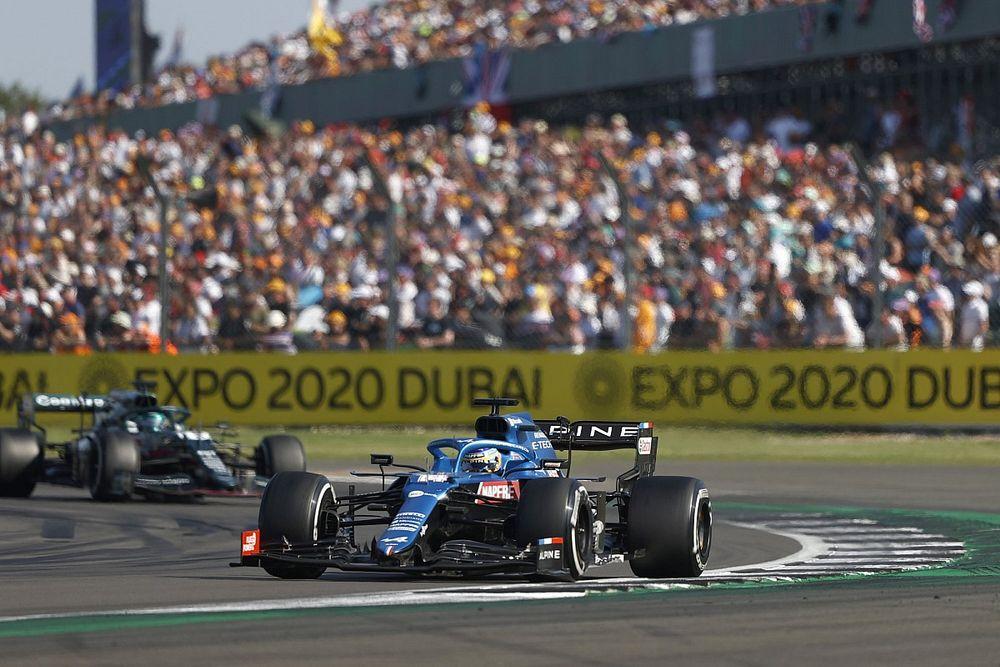 Alonso Jadikan Stroll Tameng dari Serangan Perez