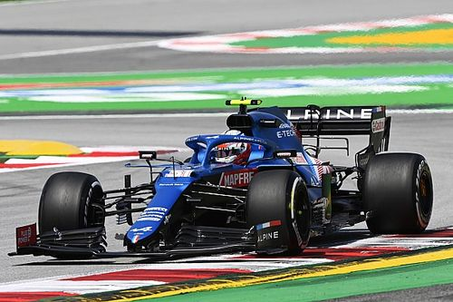 Ocon et Alonso optimistes pour Alpine à Monaco