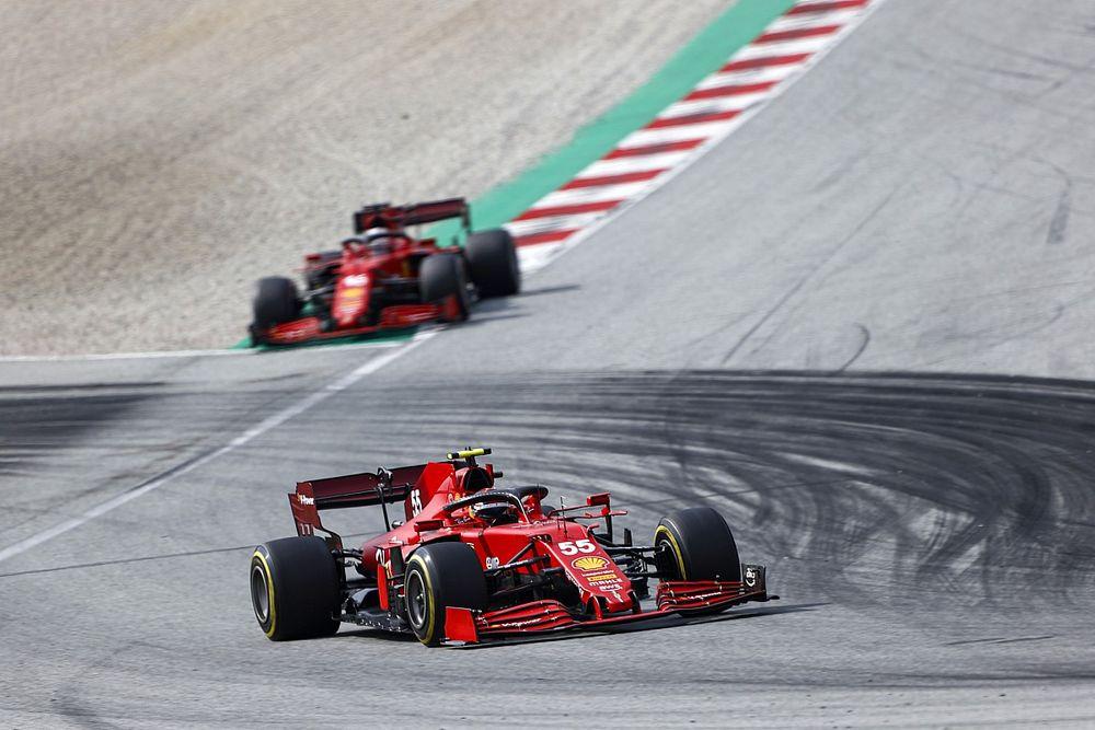 Ferrari odpuści walkę z McLarenem?