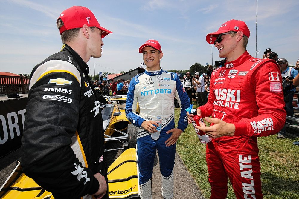 Newgarden: Palou es el más completo de las nuevas estrellas de IndyCar