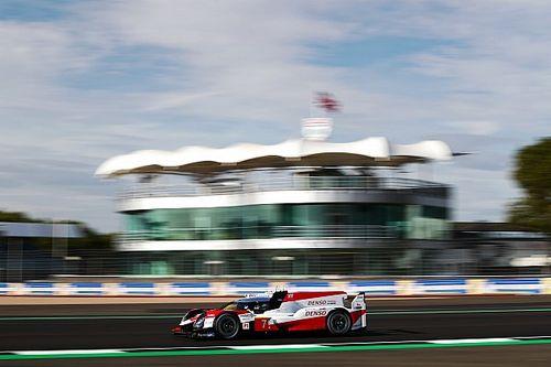 WEC, Silverstone: Toyota monopolizza la prima fila in qualifica