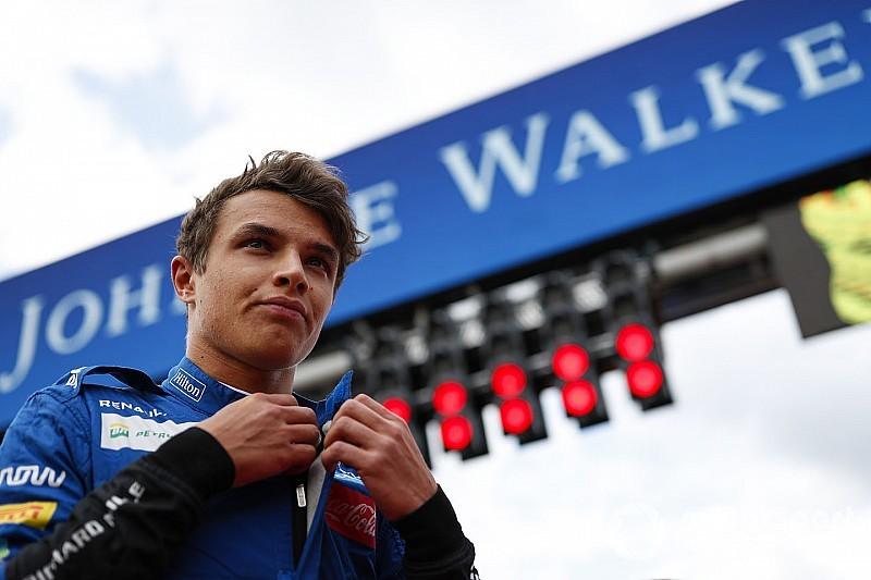 """Norris """"Piloto del Día"""" del GP de Bélgica"""