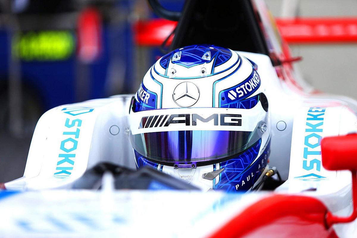 Mercedes prend un nouveau pilote sous son aile