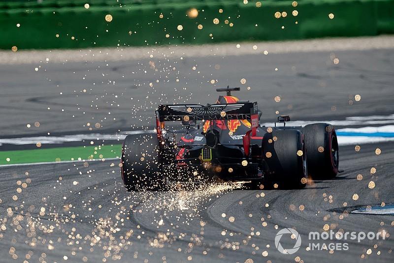 Red Bull, Almanya'da pit stop rekorunu geliştirdi