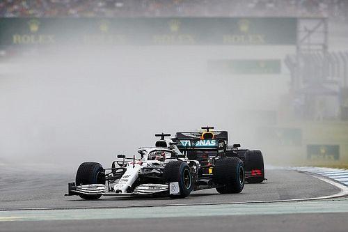 """Hamilton: """"Verstappen bij Mercedes is mijn kans iets te bewijzen"""""""