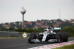 FP1 GP Hongaria: Hamilton kuasai latihan pembuka