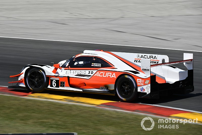 Road America IMSA: Montoya keeps Acura Team Penske on top
