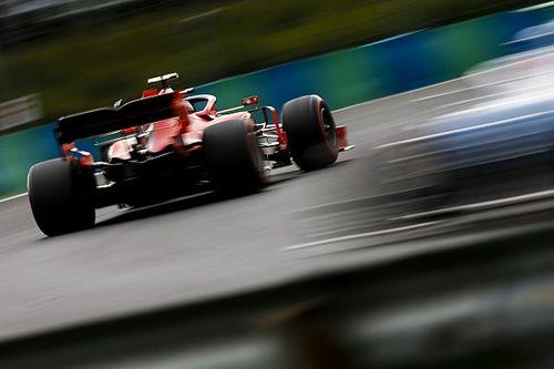 Леклер пожаловался на проблемы с балансом и нехватку прижимной силы у Ferrari
